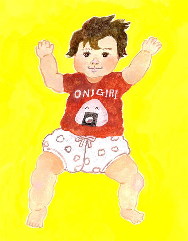 赤ちゃん(画素小)