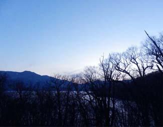 日光中禅寺湖